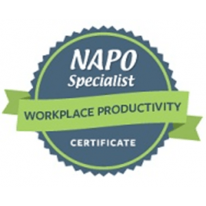 NAPO Specialist Certificate in Workplace Productivity
