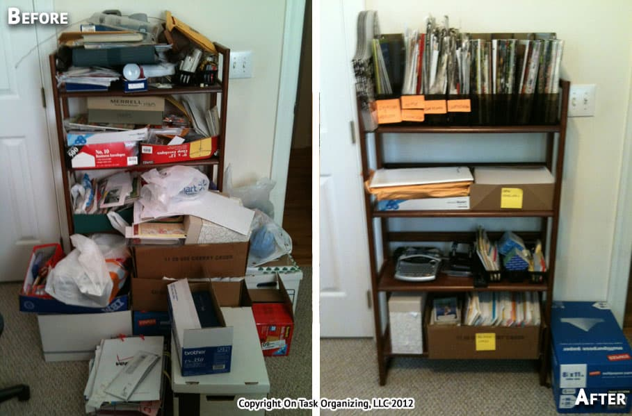 On Task Organizing Professional Organizer Raleigh Nc