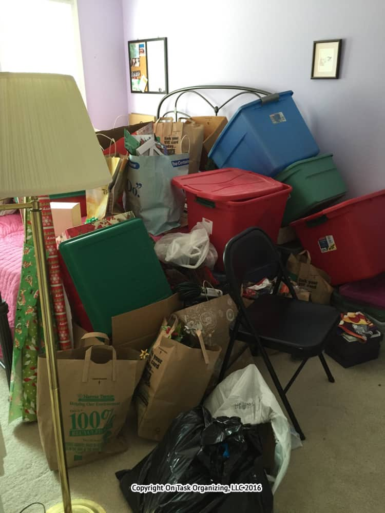 Reclaiming Your Empty Nest On Task Organizing