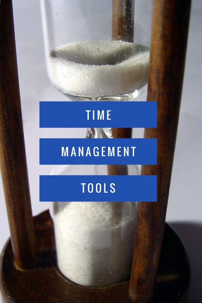 Time Management Tools title