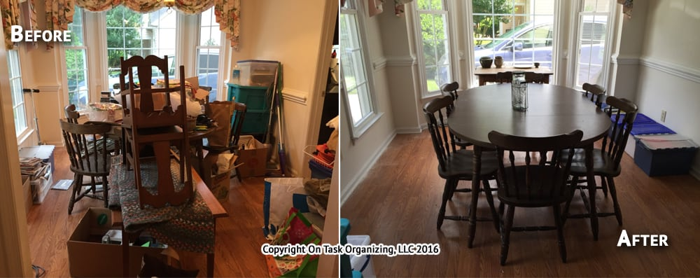 Before After Photos On Task Organizing Professional Organizer