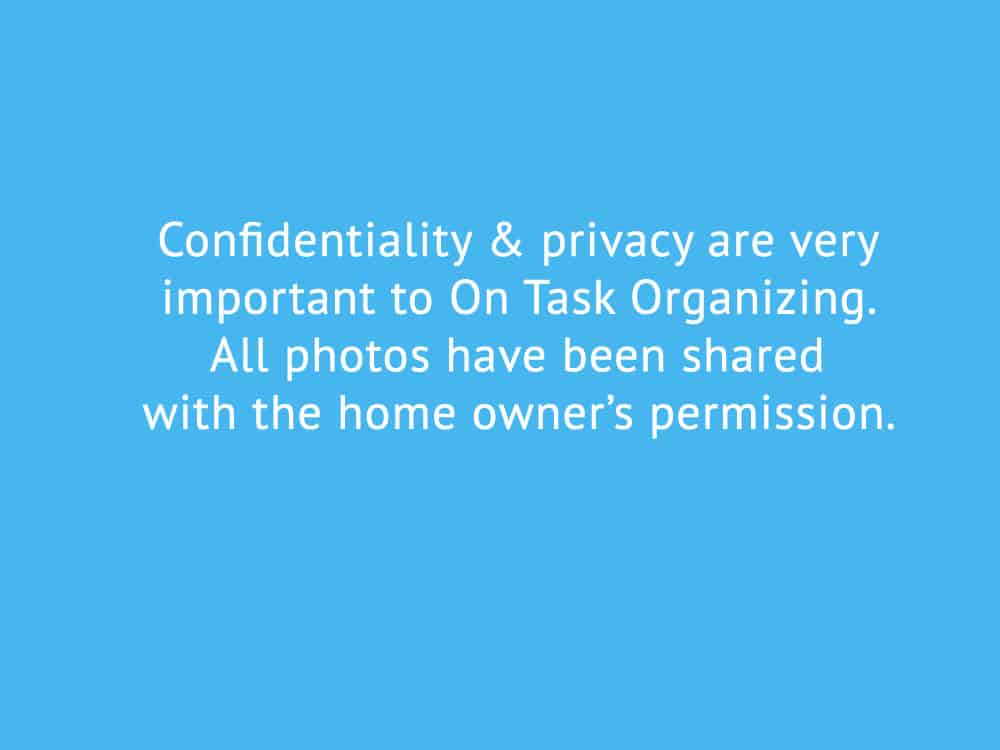 confidentiality note