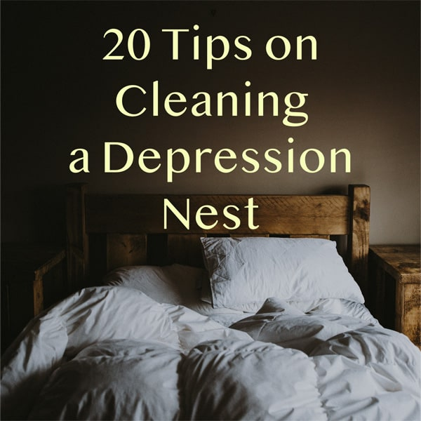 20 Tips on Cleaning a Depression Nest
